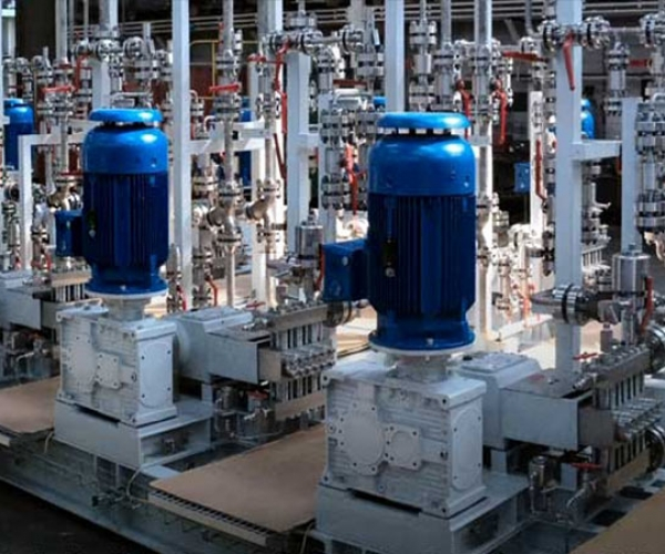 Skid mounted pumping systems – Macrospec